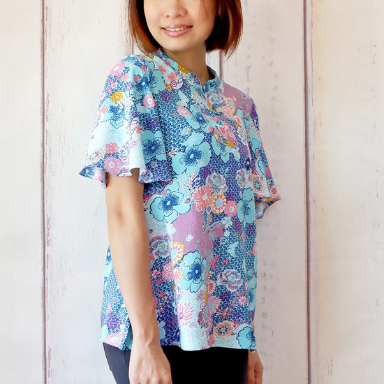 Breeze Shirt + Tunic - PDF Digital Sewing Pattern by Twig + Tale 10
