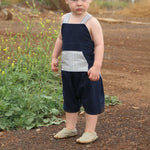 Boys - Rompers Barefoot romper - Twig and Tale - PDF digital sewing pattern 35