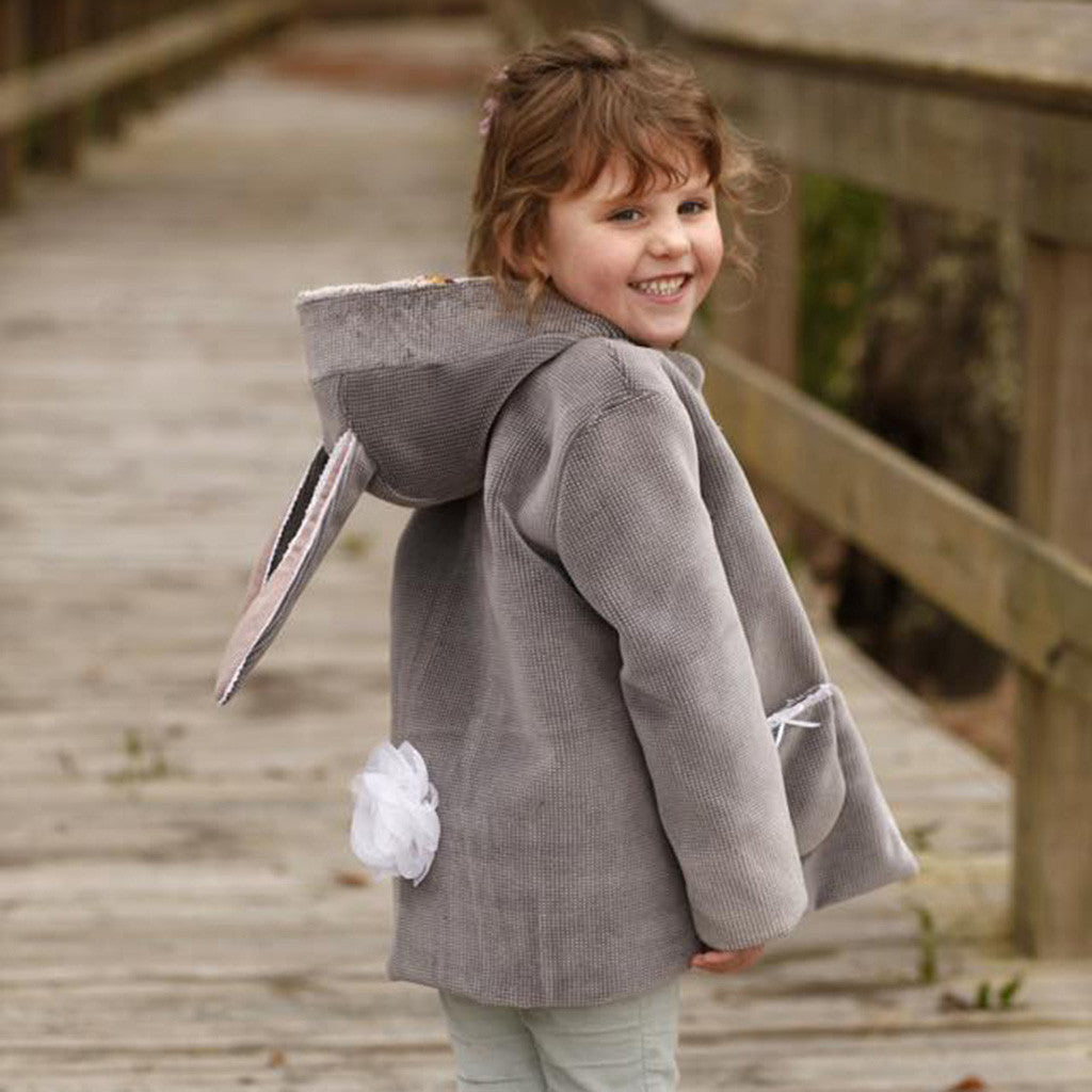 Wild Things Coat - Twig + Tale  - Digital PDF Download - 16