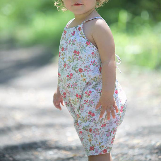 Barefoot romper - Twig and Tale - PDF digital sewing pattern 24