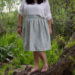 Meadow Skirt - PDF digital sewing pattern by Twig + Tale 17