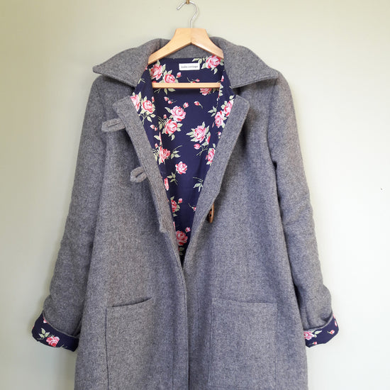 Women's Pixie Pea Coat