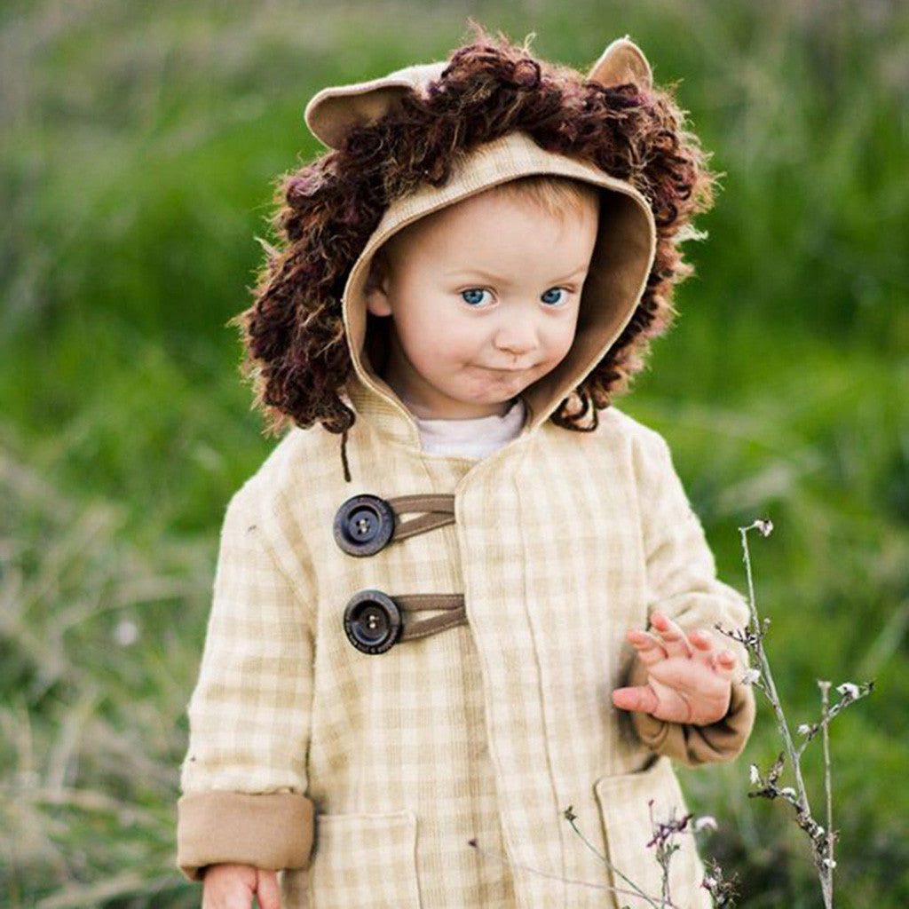Wild Things Coat - Twig + Tale  - Digital PDF Download - 17