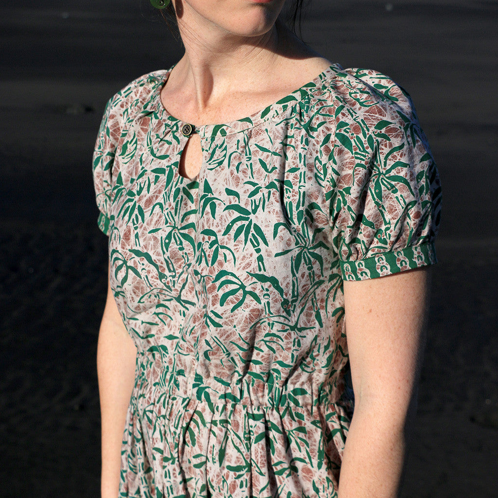 Women's Driftwood Blouse + Dress Bundle