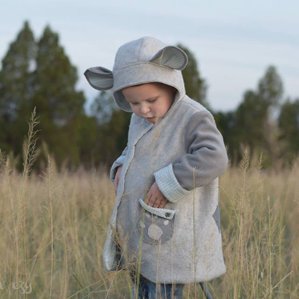Wild Things Coat - Twig + Tale  - Digital PDF Download - 10