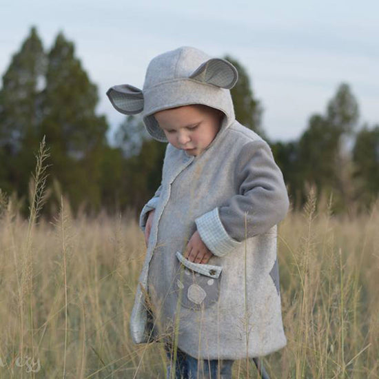 Animal Coat - Twig + Tale  - Digital PDF sewing pattern - 10