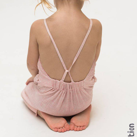 Barefoot romper - Twig and Tale - PDF digital sewing pattern 27