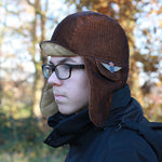 Aviator Hat - Twig and Tale - PDF digital sewing pattern 16