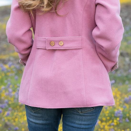 Women's Forester Coat - PDF digital sewing pattern by Twig + Tale 16
