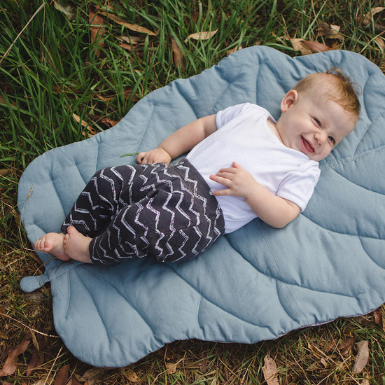 Leaf Blanket sewing pattern digital download by Twig and Tale 2
