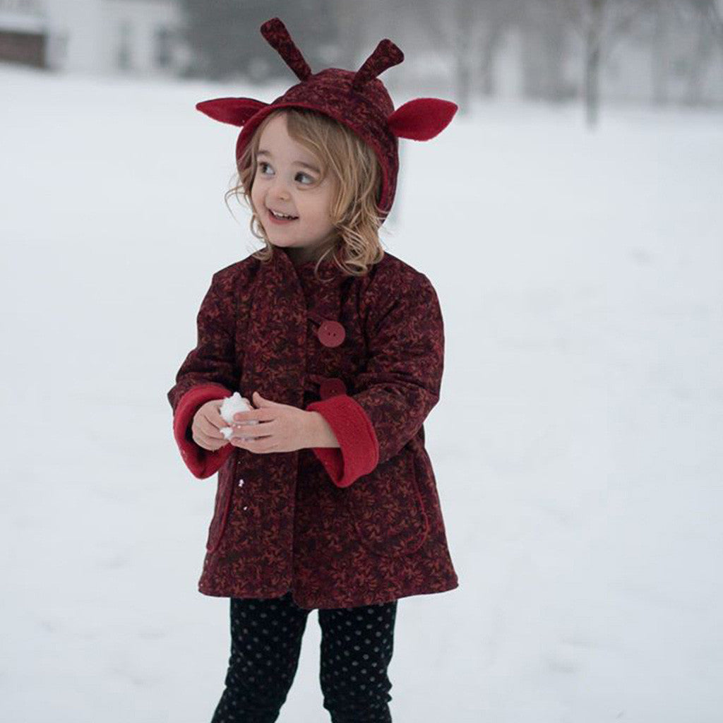 Wild Things Coat - Twig + Tale  - Digital PDF Download - 13
