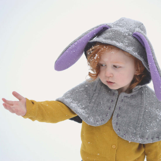 Animal Cape - PDF sewing pattern by Twig + Tale
