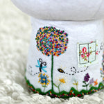 Toadstool Playhouse digital PDF sewing pattern by Twig and Tale 4