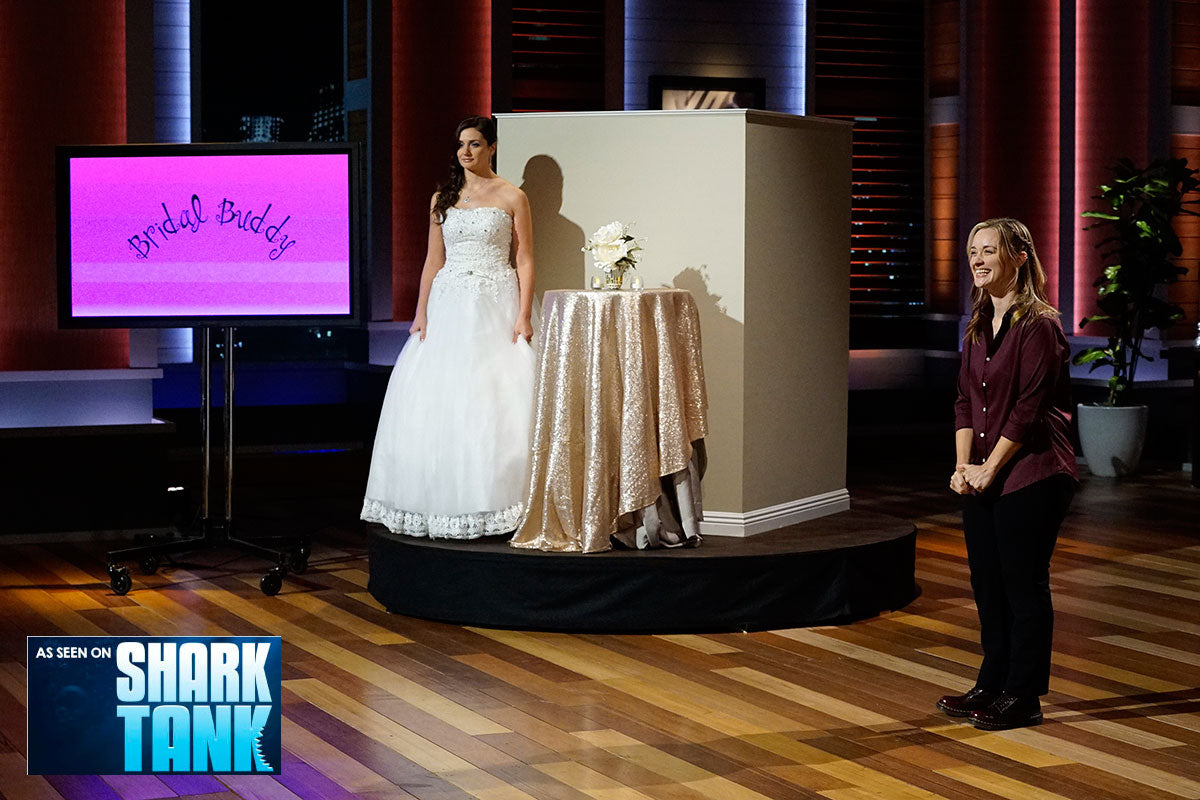 Shark Tank - wedding idea