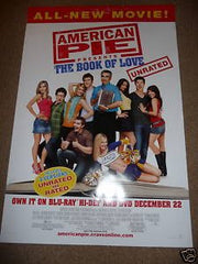 American Pie Movie Poster Collection