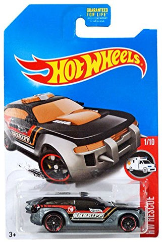 New 2017 Hot Wheels HW Pursuit Treasure Hunt Car