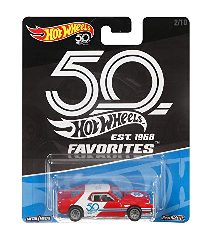 New 2018 Hot Wheels 50th Anniversary Favorites '71 AMC Javelin 1/64 Diecast Car 1971