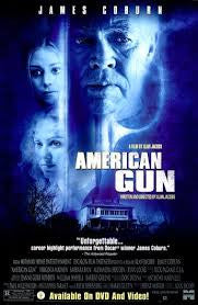 American Gun Movie Poster 27x40 Used