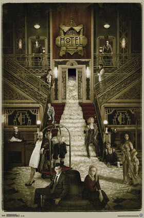American Horror Story - Hotel TV Show 22x34 RP14188 UPC882663041886