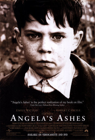 Angela's Ashes 1999 Movie Poster 27x40 Used