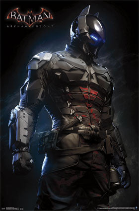 Arkham Knight - Armor Movie Poster RP13487 22x34 UPC882663034871 Batman DC Comics