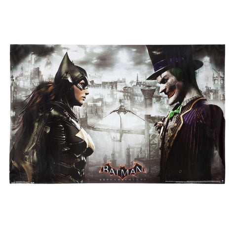 Arkham Knight - Faceoff Poster 22x34 RP14433 UPC882663044337