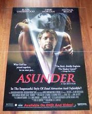 Asunder Movie Poster 27x40 Used