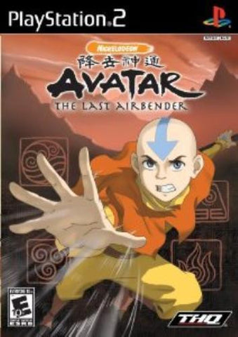 Avatar: The Last Airbender (Sony PlayStation 2, 2006) PS2 Playstation 2 Video Game UPC: 752919460979