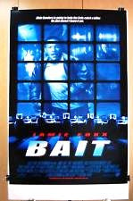 Bait Movie Poster 27x40 (2000)  Used