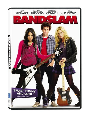 Bandslam Movie 2009 Used DVD Treasure Hunt! UPC807773012519 David Bowie