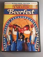 Beerfest Widescreen Edition Completely Totally Unrated Movie 2006 Used DVD UPC085391102076 Willie Nelson