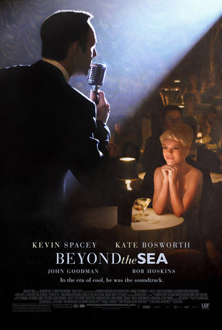 Beyond The Sea Movie Poster 27x40 Double Sided  Used MCP0017 Rare Kevin Spacey, Kate Bosworth, John Goodman
