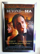 Beyond The Sea Movie Poster 27x40 Used Kevin Spacey, Kate Bosworth, John Goodman