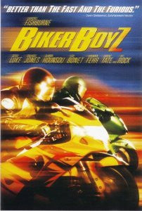 Biker Boyz Movie Poster 27X40 Used