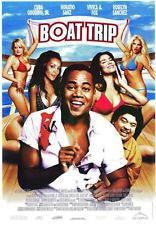 Boat Trip Movie Poster 27x40 Used Cuba Gooding Jr,