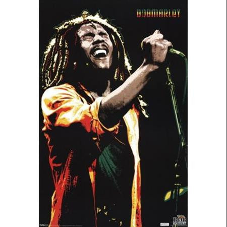 Bob Marley - Portrait Music Poster 22x34 RP9970