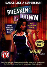 Breakin' It Down Movie Poster 27x40 Used