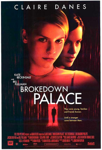 Brokedown Palace Movie Poster 27x40 Used Claire Danes