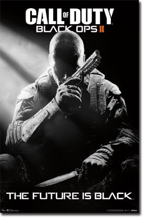CODBOII - Stealth	 Game Poster 22x34 RP5798  UPC017681057988 Call of Duty Black Ops 2 COD