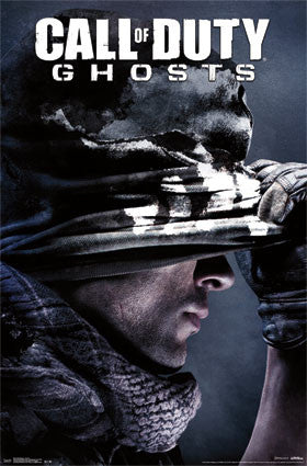 COD Ghosts – Key Art Game Poster 22x34 RP9873 Call of Duty