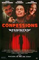 Confessions of a Dangerous Mind Movie Poster 27x40 Used George Clooney