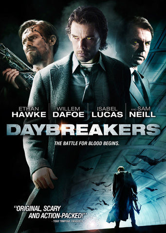 Daybreakers 2010 Movie DVD Used UPC03139812225880