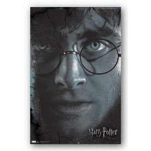 Deathly Hallows 2 – Harry Poster 22x34 RP1321 New Harry Potter