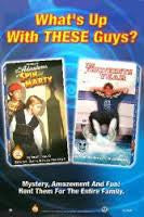 Disney's New Adventures of Spin and Marty and The Thirteenth Year or What's Up With These Guy's Movie Poster 27x40 Used