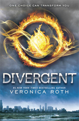 Divergent – Cover Movie Poster 22x34 RP13013  UPC882663030132 #1 New York Times Best Selling Author Veronica Roth