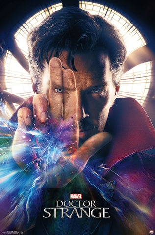Doctor Strange - One Sheet Movie Poster 23x34 RP14084 UPC882663040841