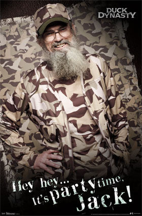 Duck Dynasty – SI	TV Show Poster 22x34 RP6679 UPC017681066799