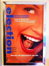 Election 1999 Movie Poster 27x40 Error Poster Rare Used Reese Witherspoon, Matthew Broderick