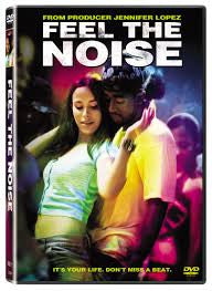 Feel The Noise Movie DVD Used 2007 UPC043396232884