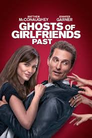 Ghosts Of Girlfriends Past Movie 2009 Used DVD Widescreen and Full Screen Edition UPC794043124921